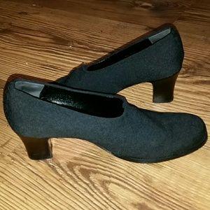 Robert Clergerie Shoes - Robert Clergerie black heels